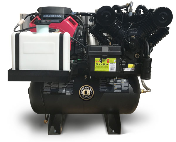 18 HP Gas Engine Driven Compressor